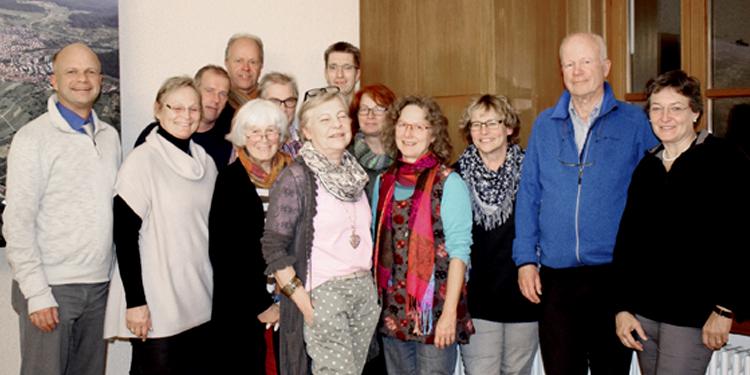 """Mitwirkende des Arbeitskreises """"Gesunde Gemeinde"""" planen die Aktivitäten für 2017"""
