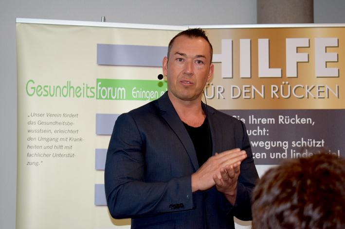 Ein Vortrag zum Mitmachen und Nachdenken in Reutlingen