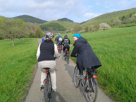 Einladung zur Bürger-Radtour für alle Altersklassen am 20. Juni